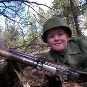 World War II reenactment