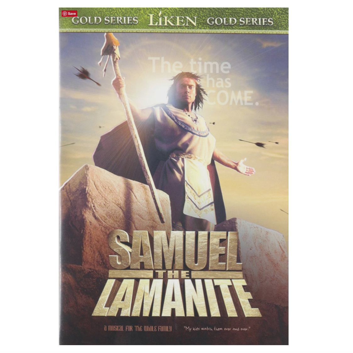 samuel the lamanite movie review home schooling in the burbs