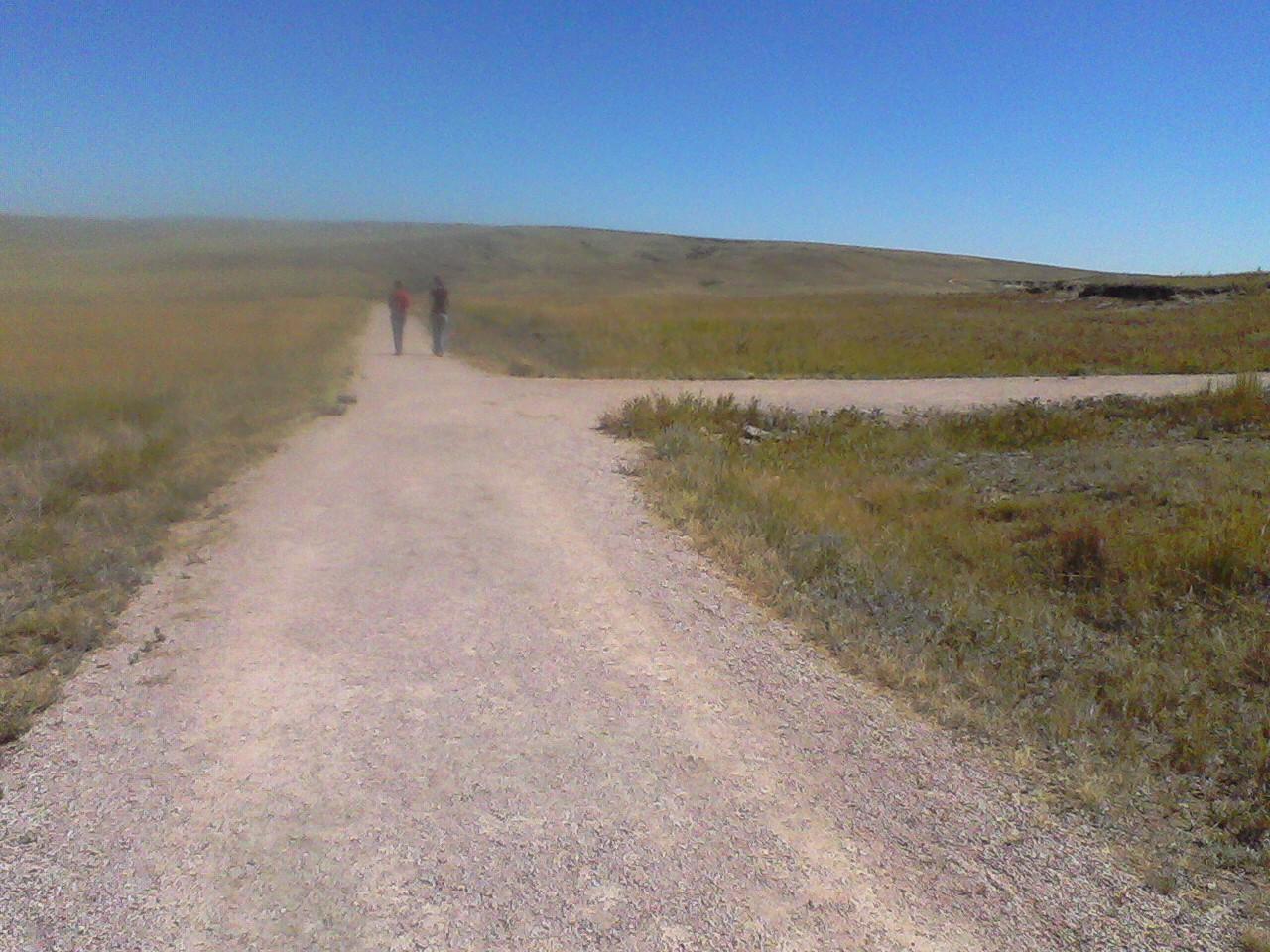 Paint Mines Interpretive Park Trail Head