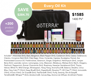 Every Oil Kit