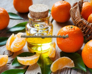citrus oil with homeschoolingintheburbs logo