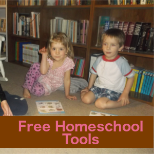 Free Homeschool Tools