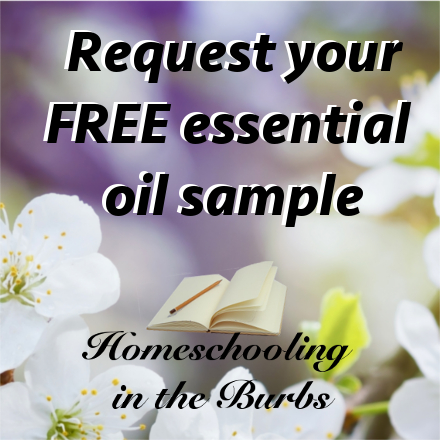 free essential oil sample